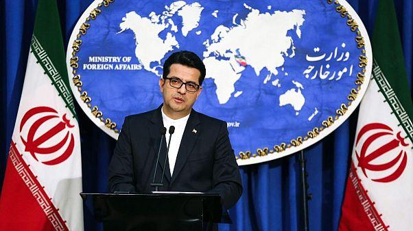 ایران دادن تعهد به جبل الطارق در مورد مقصد نهایی نفتکش را تکذیب کرد