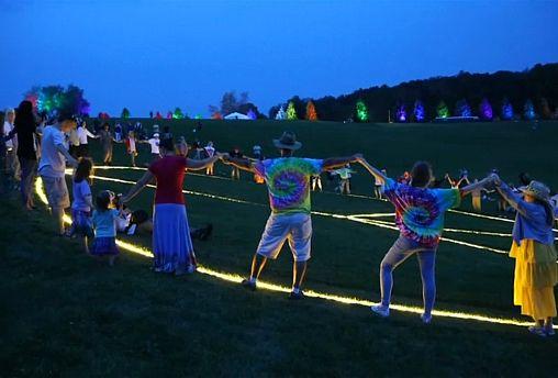 Watch: Fans celebrate 50 years since Woodstock music festival