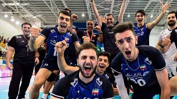 تیم والیبال جوانان ایران در صدر جدول ردهبندی جهانی جای گرفت