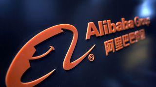 Logo of Alibaba Group