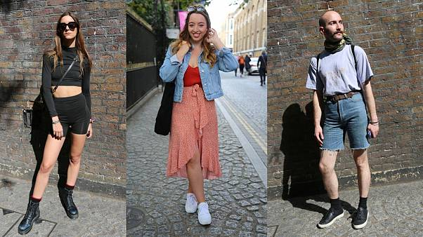 12 envy-inducing looks from the streets of London this week