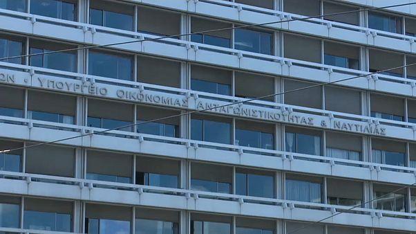 Griechisches Finanzministerium: Bessere Zahlen