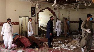 انفجار بمب در مسجدی واقع در ایالت بلوچستان پاکستان