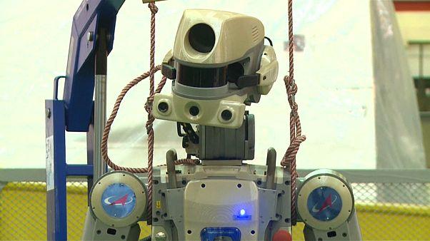 Unbemannter Testflug zur ISS: Roboter anstatt Crew