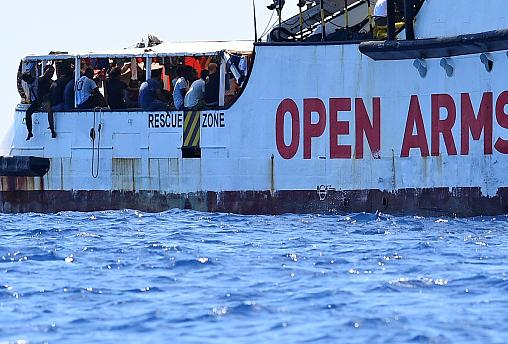 The Brief: European Commission laments the Open Arms situation