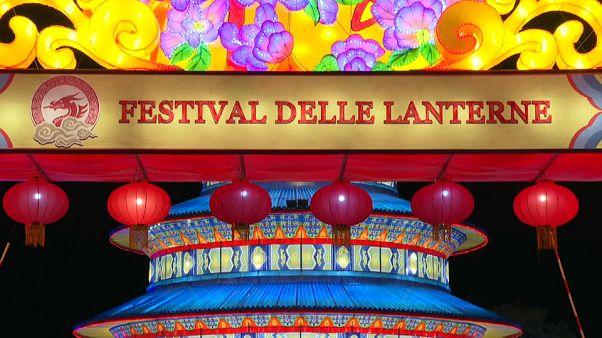 Miti e leggende cinesi al Festival delle Lanterne di Bologna