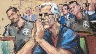 Cinsel istismar suçuyla yargılanırken intihar eden milyarder Epstein'a 100 milyon dolarlık dava