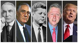 مثلث سکس، سیاست و قدرت؛ نگاهی به رسوایی جنسی ۵ رئیسجمهور آمریکا