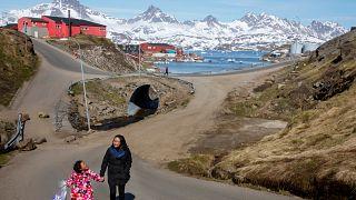Viccnek vélik Trump tervét Grönlandról a dánok