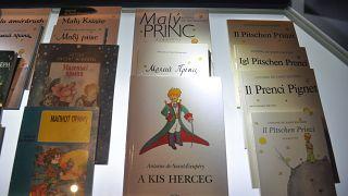"""İsviçre'de Saint Exupery'nin """"Küçük Prens"""" eskizleri bulundu"""
