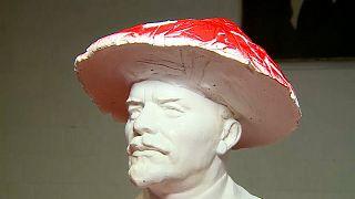 Разный Ленин