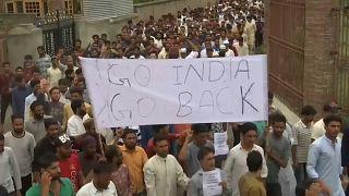 Cachemira pide la intervención de la ONU