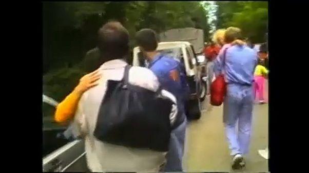 Il y a 30 ans, l'une des premières brèches dans le rideau de fer