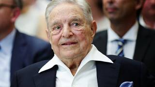 George Soros vows more funding for Central European University in Budapest