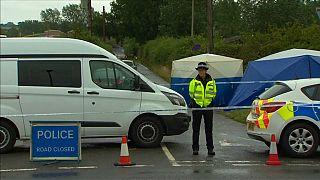 الشرطة تحقق في جريمة قتل ضابط