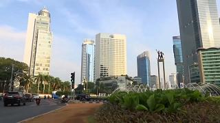 Indonesia has plans to move capital from sinking Jakarta to Borneo