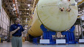 پروژه ناسا برای اعزام انسان به کره ماه