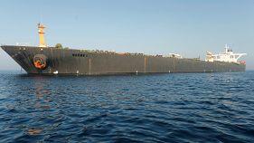 Legénységre vár az elengedett iráni tanker