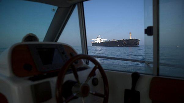 نفتکش ایرانی گریس ۱