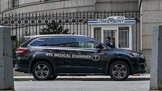 Tod von Epstein: Obduktionsergebnis bestätigt Suizid