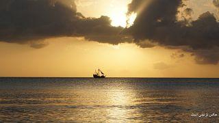 دزدان دریایی خدمه یک کشتی آلمانی را ربودند