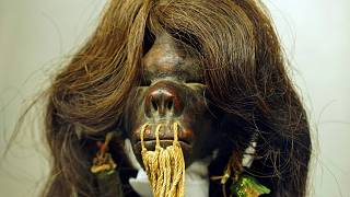شاهد: الإكوادور تجري أبحاثا على جمجمة تعود لأحد سكانها الأصليين