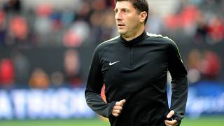 Referee Mehdi Mokhtari was praised for his action