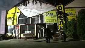 Ουκρανία: Πυρκαγιά σε ξενοδοχείο στην Οδησσό με 8 νεκρούς