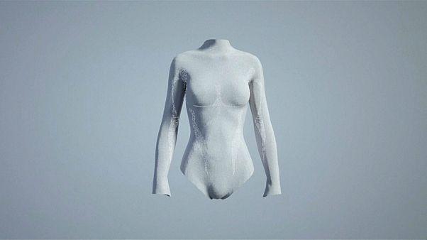 Vücuttaki kötü kokuları önlemek için geliştirilen kıyafet: Skin II