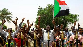Sudan's ruling military council signs power-sharing deal with opposition
