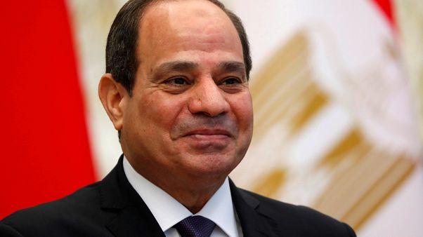 السيسي يعين الفريق أسامة ربيع رئيسا لهيئة قناة السويس