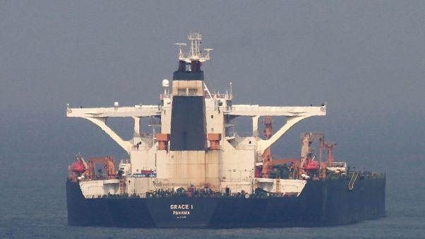 Már nem sokáig horgonyoz Gibraltár előtt az iráni olajtanker