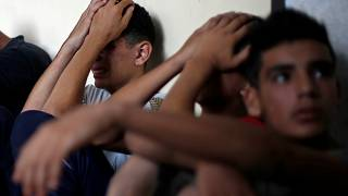 مقتل ثلاثة فلسطينيين على يد القوات الإسرائيلية شمالي غزة