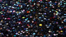 Hong Kong : un nouveau dimanche de mobilisation qui se veut pacifique