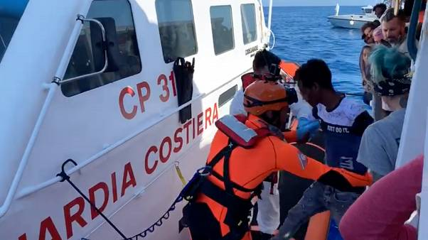 Spain to allow Open Arms migrants to disembark in Mallorca