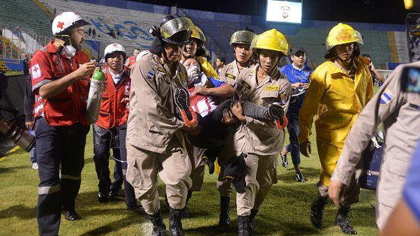 Futebol de luto nas Honduras