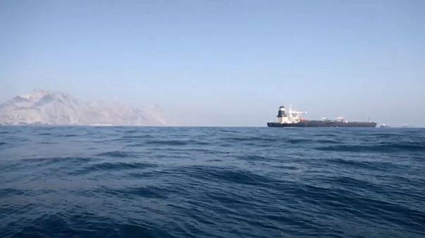 Gibraltar no retendrá al petrolero iraní a pesar de la orden de incautación de EEUU