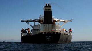 Иранский танкер покинет Гибралтар