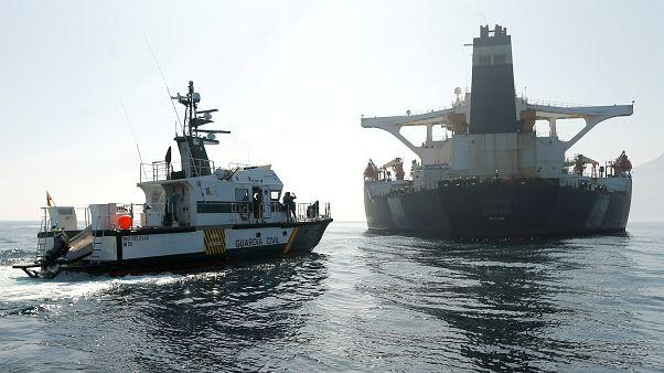 İngiltere'ye bağlı Cebelitarık Özerk Yönetimi, ABD'nin İran tankerine el koyma talebini reddetti