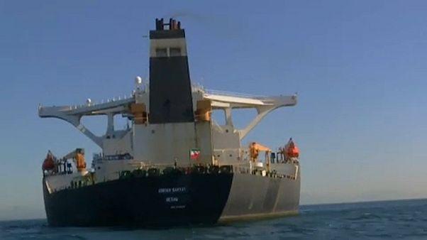 Hazatérhet a Gibraltárnál lefoglalt iráni tanker