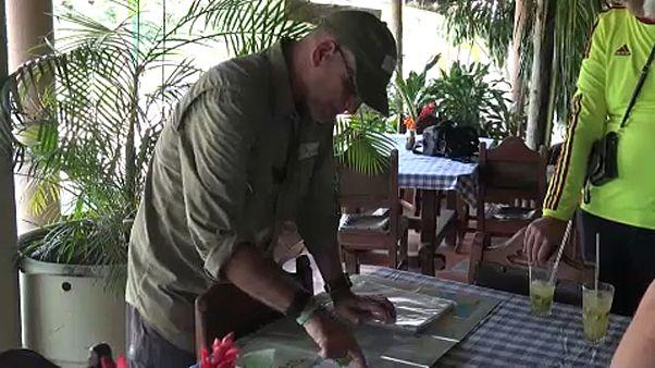"Na selva venezuelana há um ""Rambo"" português"