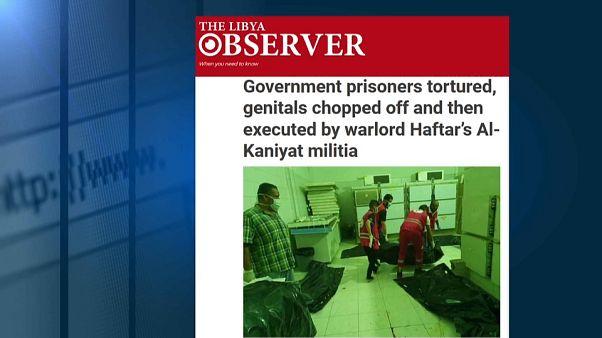 Libia: ancora raid e scontri. 12 soldati torturati da milizia vicina a Haftar