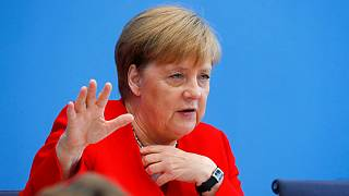 مرکل: آلمان برای خروج بدون توافق بریتانیا از اتحادیه اروپا آماده است