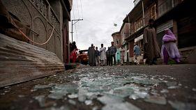 Keşmir'de Hindistan hükümetinin kısıtlamaları devam ediyor: Temel ihtiyaçlar zor karşılanıyor