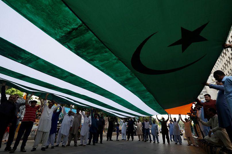 REUTERS/Akhtar Soomro
