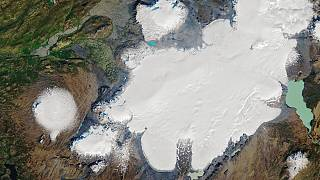 Islandia recuerda la desaparición del glaciar Okjökull y alerta sobre el cambio climático