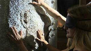 Βενετία: Έκθεση τέχνης στα...τυφλά