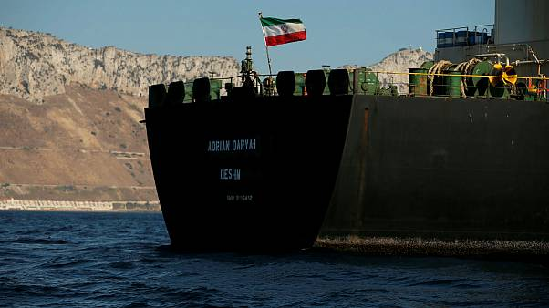 نفتکش توقیف شده ایرانی سرانجام جبلالطارق را ترک کرد