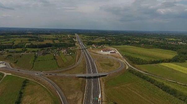 «Μία Ζώνη - Ένας δρόμος» στη Σερβία: Πρώτος αυτοκινητόδρομος με υπογραφή Κίνας
