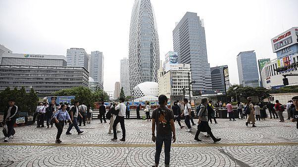 Japonya yaşlıların dengede durması için 'protez kuyruk' geliştiriyor